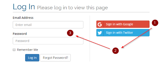OAuth Sign-In